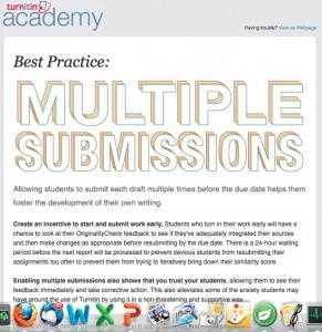 multiple-submissions